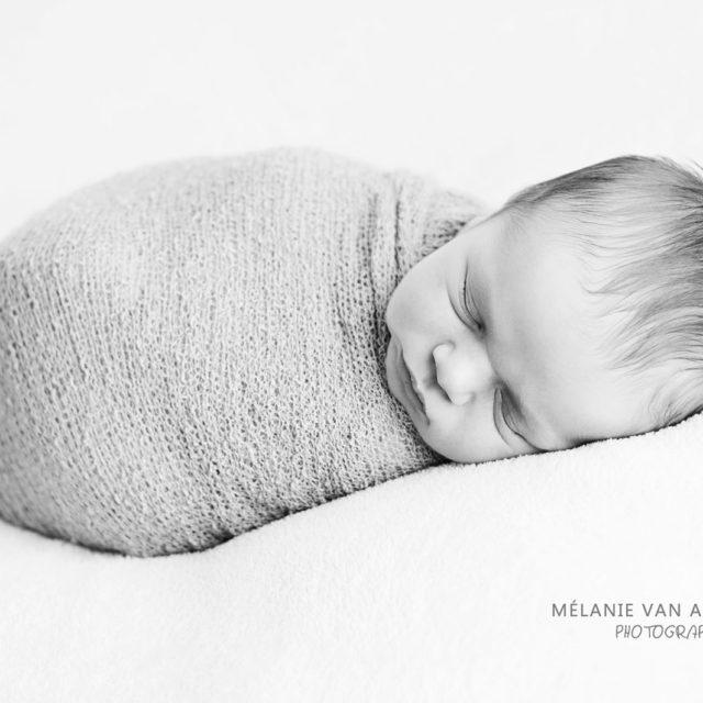 Envelopper bébé…